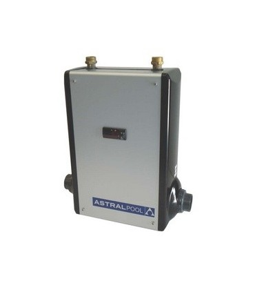 Intercambiador de calor Waterheat Equipado