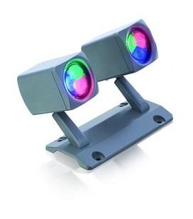 Foco mini QuadraLED 2 puntos de luz