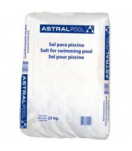 Saco de sal especial para piscina