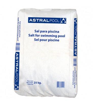 Saco de sal para piscina