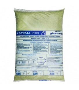 Saco vidrio filtrante para piscina AstralPool
