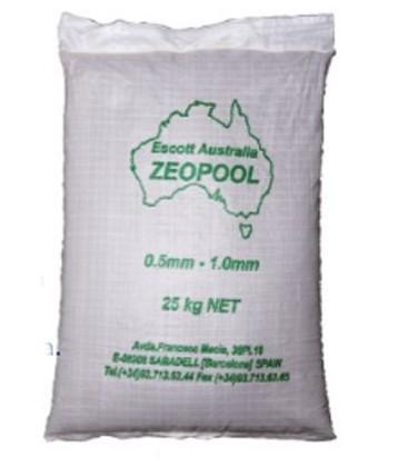 Zeolita saco 25 Kg