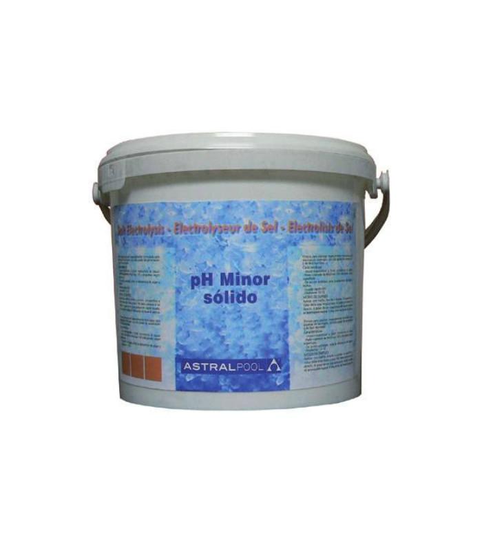 Minorador de ph s lido piscinas cloraci n salina astralpool for Bajar ph piscina