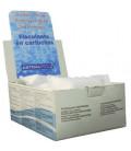 Floculante en cartuchos de 100 gramos para electrólisis de sal