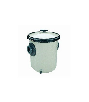 Prefiltro en poliester y fibra de 33 litros