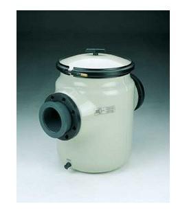 Prefiltro en poliester y fibra de 60 litros