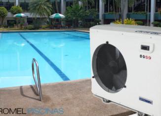 funcionamiento y ventajas de bomba de calor para piscinas