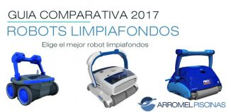 elegir el mejor robot limpiafondos para piscina de 2017