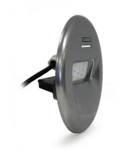 Foco proyector Lumiplus LED Design gris