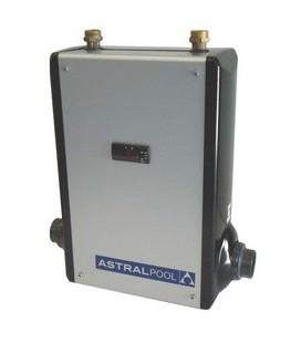 Intercambiador de calor Waterheat Equipado