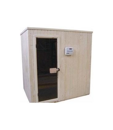 Sauna prefabricada
