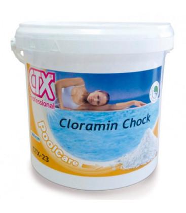 CTX-23 Cloramin Chock