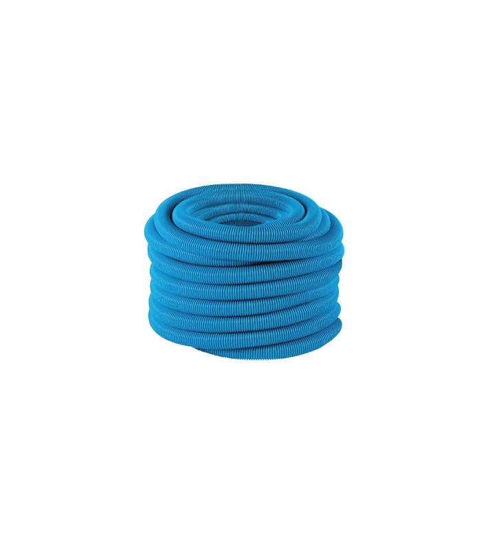 Manguera azul para limpiafondos de piscina astralpool for Manguera para piscina