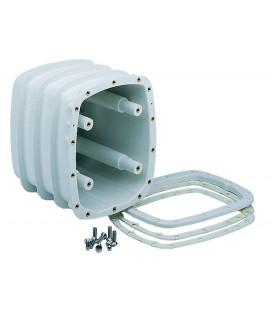 Complemento para montaje nado contracorriente en piscinas de liner o poliester