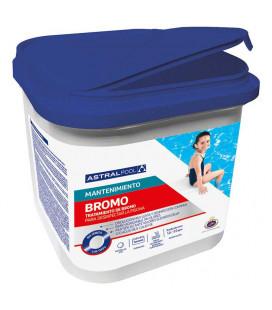 Bromo en tabletas de 20 gramos