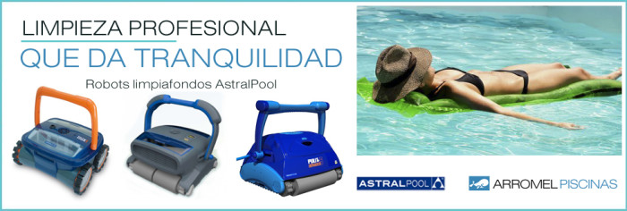 tienda online de robots limpiafondos para piscinas
