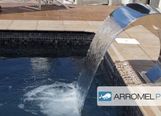 automatización de elementos de piscina