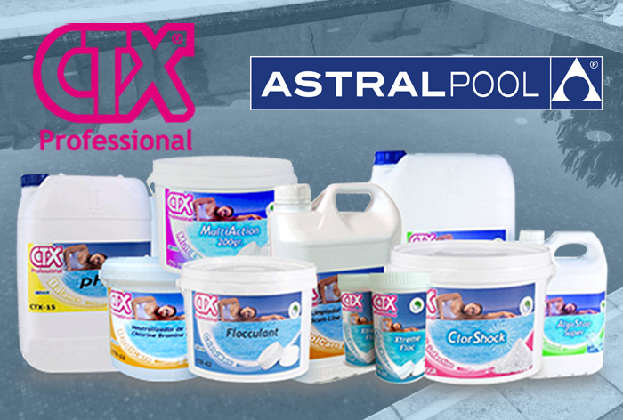 Qu marca de producto qu mico para piscinas usar ctx o for Productos para piscinas