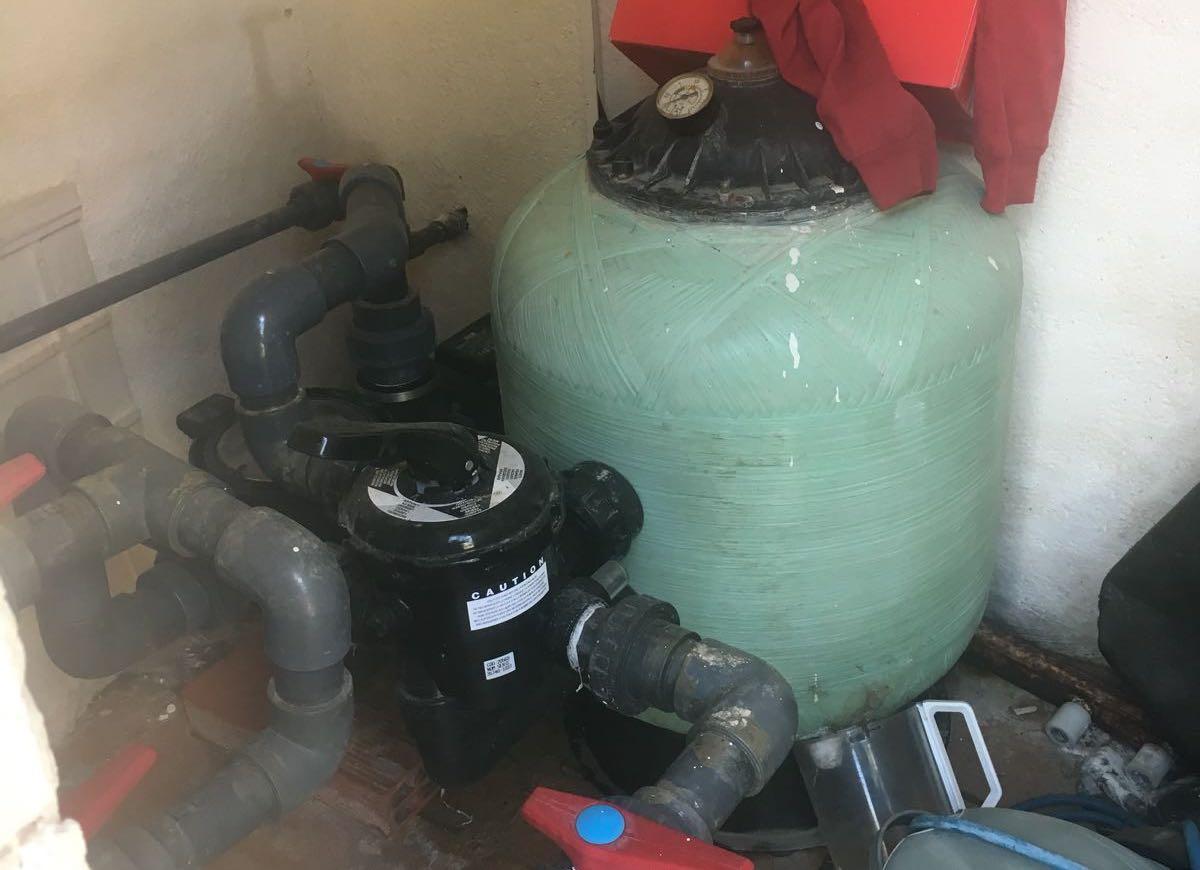 Es rentable comprar motor bomba o filtro de segunda mano for Piscinas desmontables segunda mano