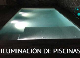 consejos de iluminación para piscinas ya construidas